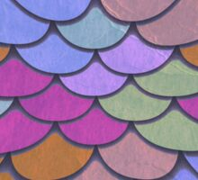Overlapping Circles Sticker