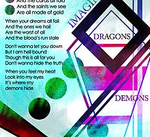 Demons, Imagine Dragons by Itsuki