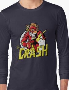 THE CRASH Long Sleeve T-Shirt