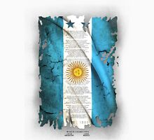 Argentina Flag World cup Unisex T-Shirt
