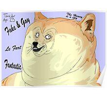 Really Good Doge Meme Poster
