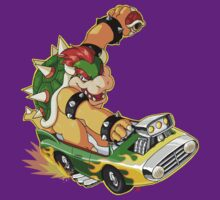 Bowser Kart by jdavidsen