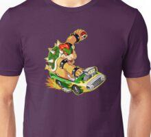 Bowser Kart Unisex T-Shirt