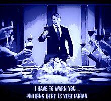 Nothing Here is Vegetarian by selinakylie