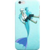 The Little Merman iPhone Case/Skin