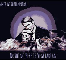 Dinner With Hannibal by selinakylie