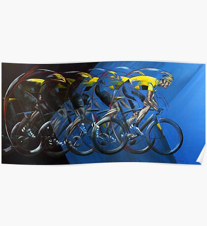 Pedal power Poster