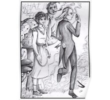 Hannibal - Will in Wonderland Poster