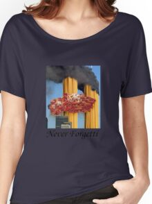 Never Forgetti Women's Relaxed Fit T-Shirt