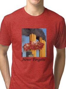 Never Forgetti Tri-blend T-Shirt