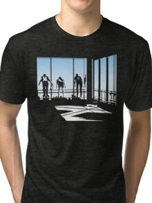 Ferris Bueller and Friends. Tri-blend T-Shirt