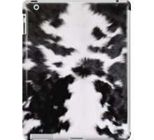 Cowhide iPad Case/Skin