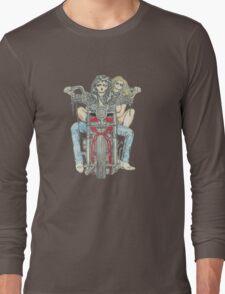 Midnight Rider Long Sleeve T-Shirt