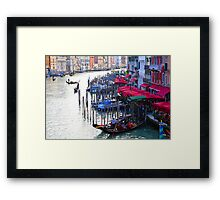 All About Italy. Venice 10 Framed Print