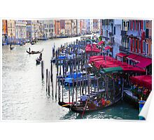 All About Italy. Venice 10 Poster