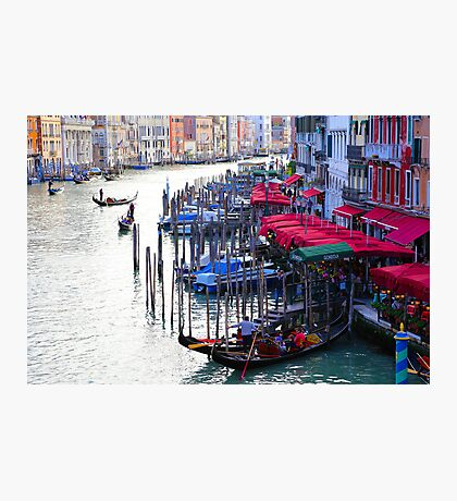 All About Italy. Venice 10 Photographic Print