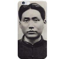 chairman mao sometime long ago iPhone Case/Skin