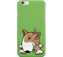 Let's Play English Bull Terrier  iPhone Case/Skin