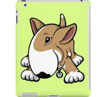 Let's Play English Bull Terrier  iPad Case/Skin