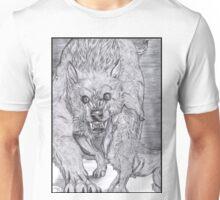 Weremonster  Unisex T-Shirt