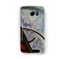 dragon lines and lace diptych Samsung Galaxy Case/Skin