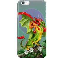 Peppers Dragon iPhone Case/Skin