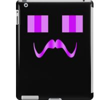 Enderstache iPad Case/Skin