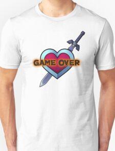 Legend of Zelda - Game Over Unisex T-Shirt