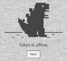 Tokyo Offline One Piece - Long Sleeve