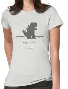 Tokyo Offline Womens Fitted T-Shirt