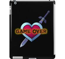 Legend of Zelda - Game Over iPad Case/Skin
