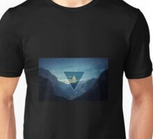 Stary Sky Polyscape  Unisex T-Shirt
