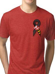 GB Tribute Ribbon Ver.2 (Face) Tri-blend T-Shirt