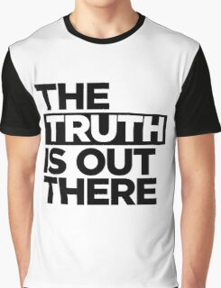 TRUTH. Graphic T-Shirt
