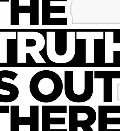 TRUTH. Sticker