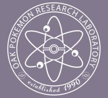 Oak Pokemon Research Lab  Kids Clothes