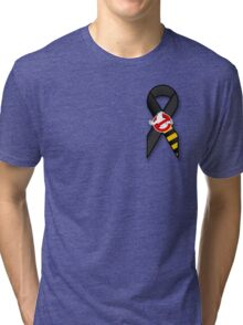 GB Tribute Ribbon Ver.2 (No Face) Tri-blend T-Shirt