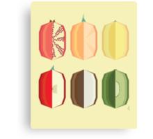 Fruits #2 Canvas Print