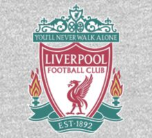 Liverpool FC Logo Crest by CuteBanana