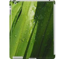 Watery Greenery iPad Case/Skin