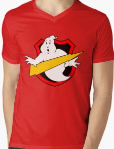 No-Ghost Redux Mens V-Neck T-Shirt