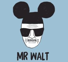 Mr Walt by sebisghosts