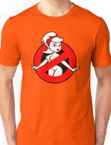 GB-Girl PinUp 2 (Red) Unisex T-Shirt