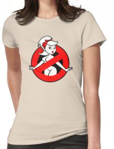 GB-Girl PinUp 2 (Red) Womens Fitted T-Shirt