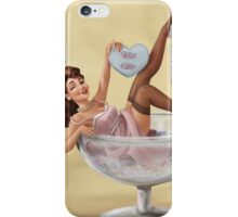 Kiss me Candy iPhone Case/Skin