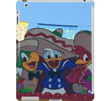 Donald D and Friends iPad Case/Skin