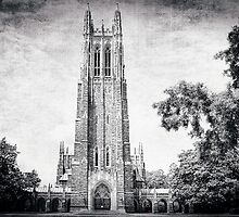 The Chapel at Duke University  by Kadwell