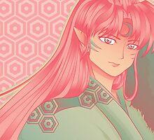 Sesshoumaru 14 by AlyOhDesign