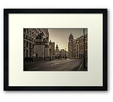 Beautiful Architecture London Framed Print