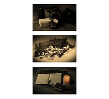 The accountant, cabinet maker and photographer Photographic Print